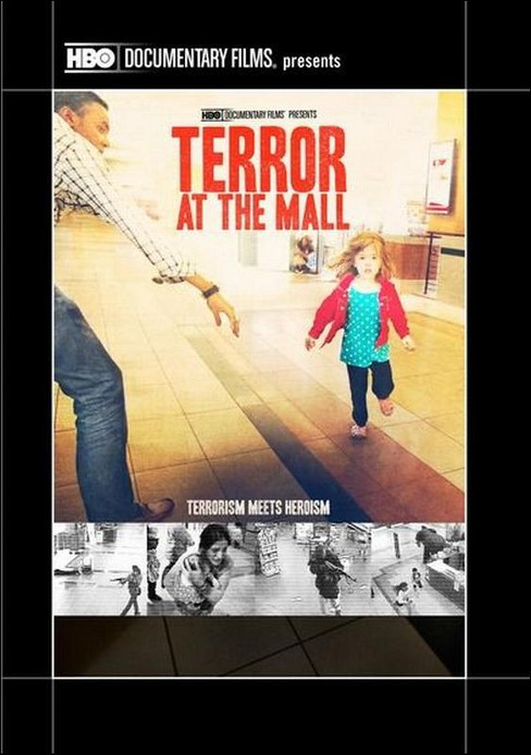 Terror At The Mall (DVD) - image 1 of 1