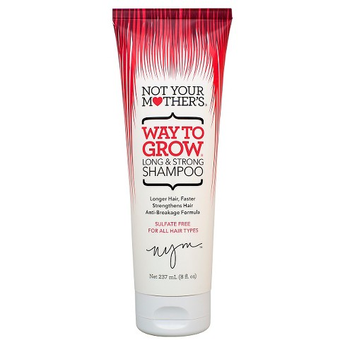 Not Your Mothers Way to Grow Long & Strong Shampoo - 8 fl oz - image 1 of 1