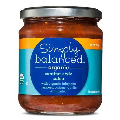 Salsas & Dips: Simply Balanced Salsa