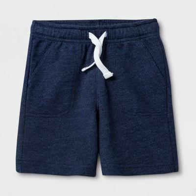 Toddler Boys' Pull-On Shorts - Cat & Jack™ Navy 12M