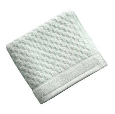 Ultra Soft Solid Accent Hand Towel Gray Mint - Threshold™