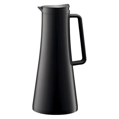 Bodum Bistro Thermo Jug (37oz)-Black