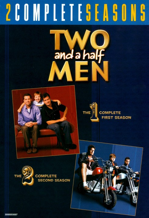 Two and a half men:Comp seasons 1-2 (DVD) - image 1 of 1