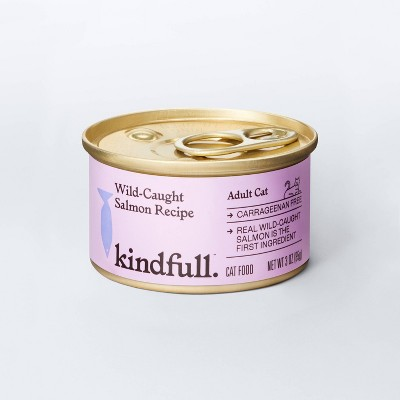 Wet Cat Food - 3oz - Kindfull™