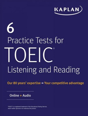 Toeic Book And Audio