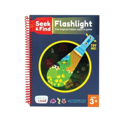 Chuckle & Roar Flashlight Seek & Find The Magical Hidden Objects Game for Kids