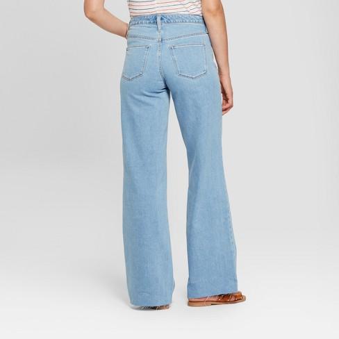 047bf2c4d94a Women's High-Rise Wide Leg Jeans - Universal Thread™ Light Wash : Target