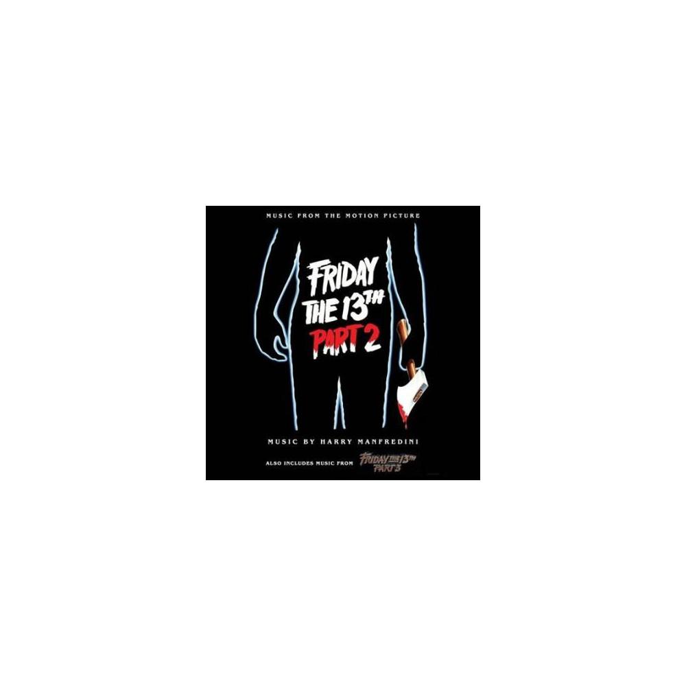 Harry Manfredini - Friday The 13th:Parts 2 & 3 (CD)