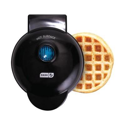 Dash Mini Maker Waffle - Black