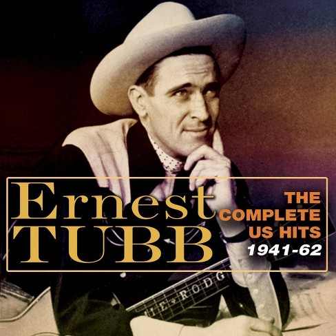 Ernest Tubb - Complete Hits: 1941-1962: Ernest Tubb (CD) - image 1 of 1
