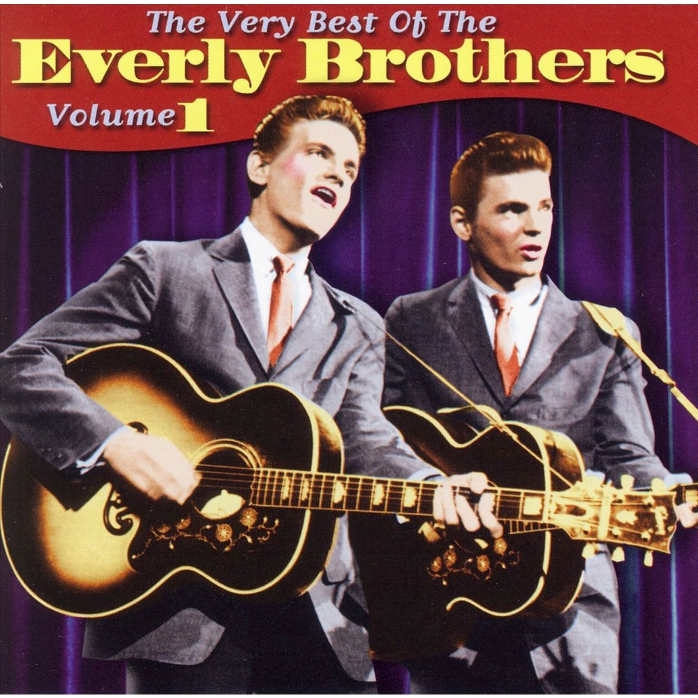 Everly Brothers - Everly Brothers:Very Best Of Vol 1 (CD)