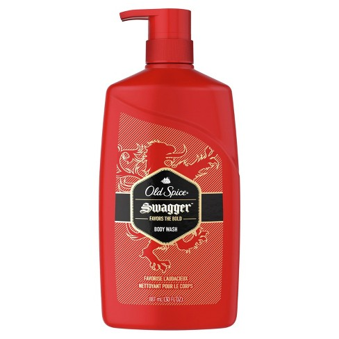 Old Spice Red Zone Swagger Body Wash - 30 fl oz - image 1 of 4