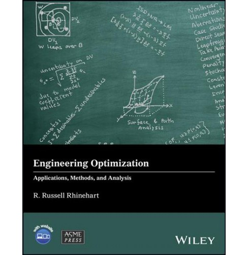 Engineering Optimization : Applications, Methods and Analysis -  by R. Russell Rhinehart (Hardcover) - image 1 of 1
