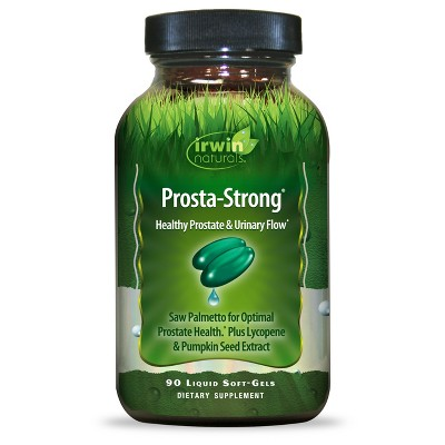 irwin naturals® Prosta-Strong Dietary Supplement Liquid Soft-Gels - 90ct