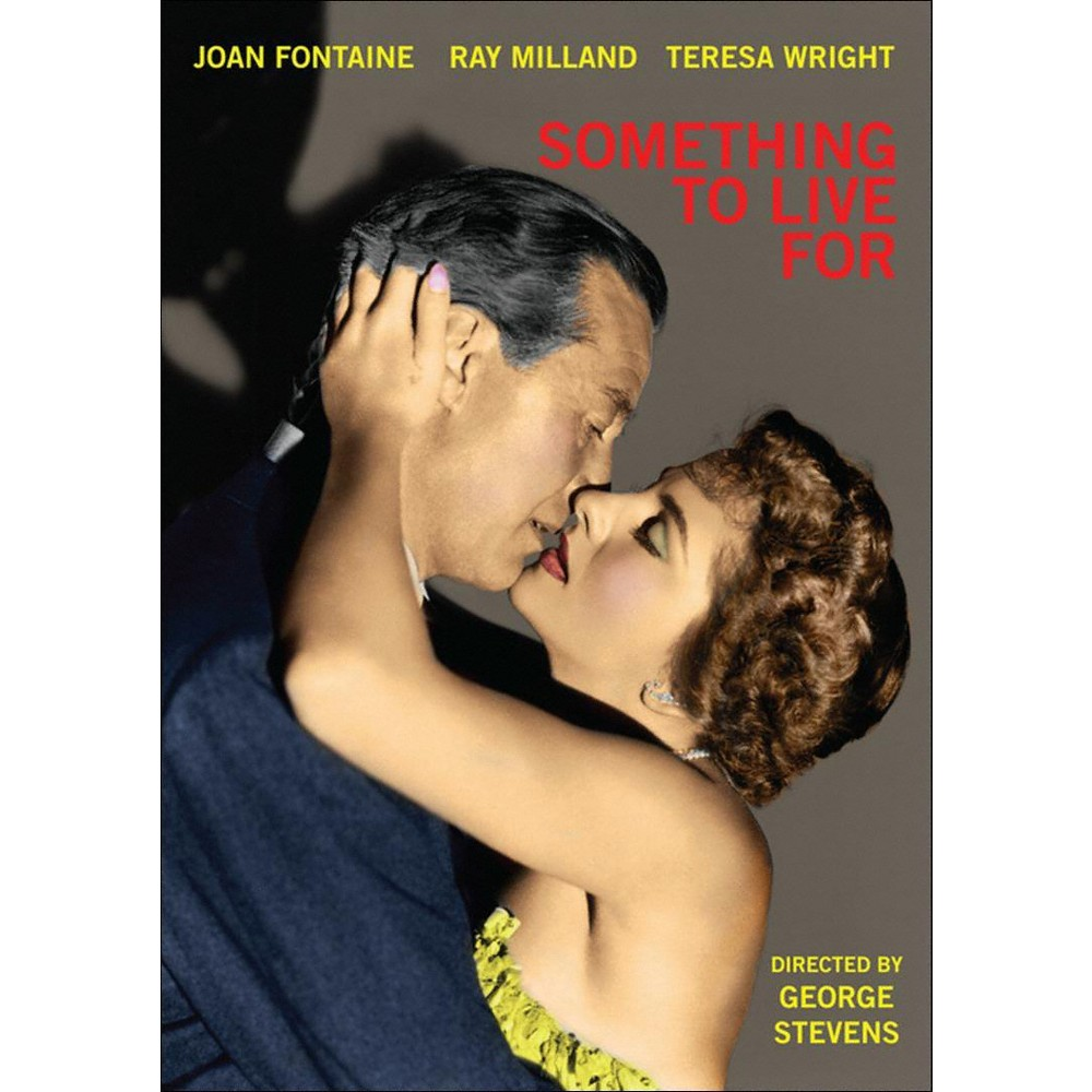 Something To Live For (Dvd)