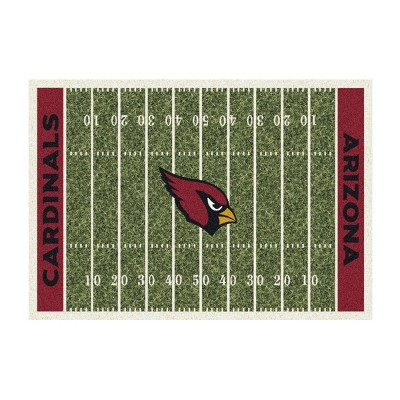 NFL Arizona Cardinals 4'x6' Homefield Rug