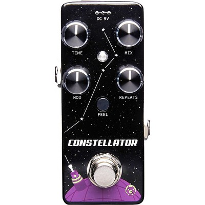 Pigtronix Constellator Modulated Analog Delay Pedal