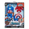 Marvel Avengers Titan Hero Series Blast Gear Captain America - image 2 of 4