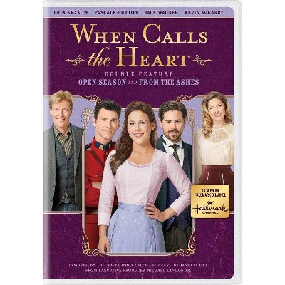 When Calls the Heart Double Feature: Open Season & From the Ashes (DVD)(2021)