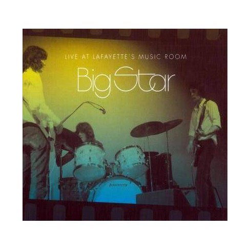 Big Star - Live at Lafayette's Music Room-Memphis, TN (CD) - image 1 of 1