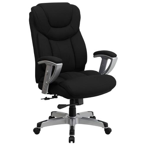 HERCULES Series 400 lb. Capacity Big & Tall Executive Swivel Office Chair - Flash Furniture - image 1 of 4