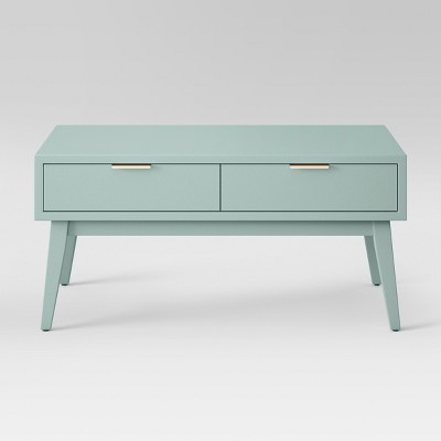 Hafley Coffee Table Smoke Green - Project 62™