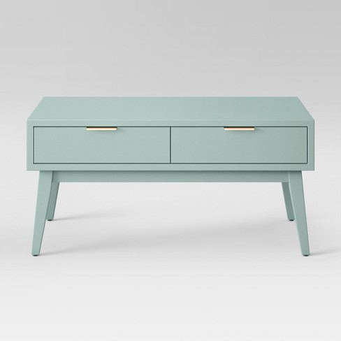 Hafley Coffee Table Smoke Green - Project 62™ - image 1 of 3
