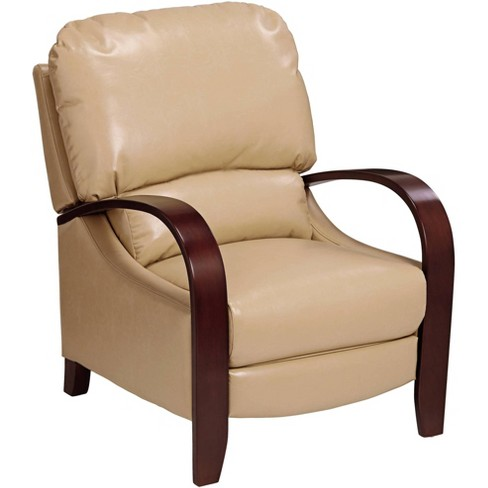 Elm Lane Cooper Celestial Fawn Faux Leather 3-Way Recliner Chair - image 1 of 4