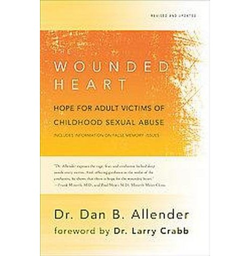 Wounded Heart : Hope for Adult Victims of Childhood Sexual Abuse (New) (Paperback) (Dan B. Allender) - image 1 of 1