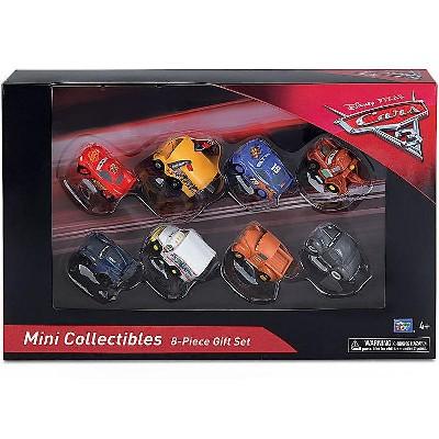 DISNEY CARS PIXAR 3 Mini Figurines