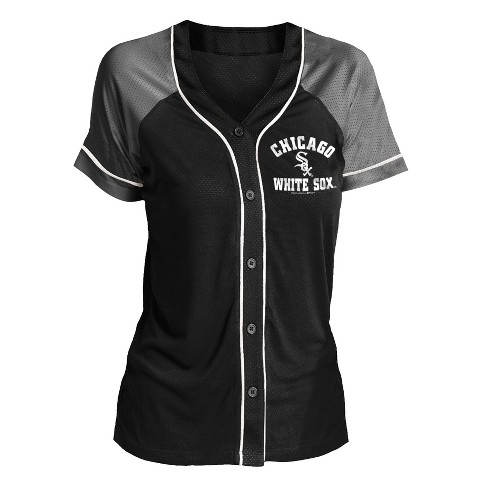 size 40 41d62 664bc MLB Chicago White Sox Women's Fashion Jersey