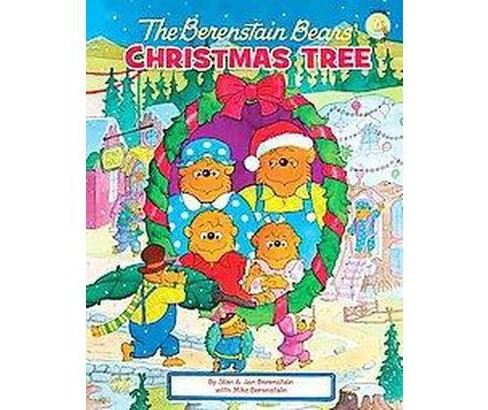 The Berenstain Bears' Christmas Tree ( Berenstain Bears - Living Lights) (Hardcover) by Stan Berenstain - image 1 of 1
