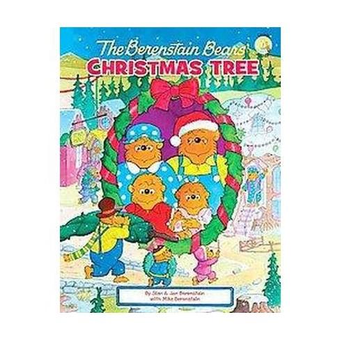 Berenstain Bears Christmas Tree.The Berenstain Bears Christmas Tree Berenstain Bears Living Lights Hardcover By Stan Berenstain