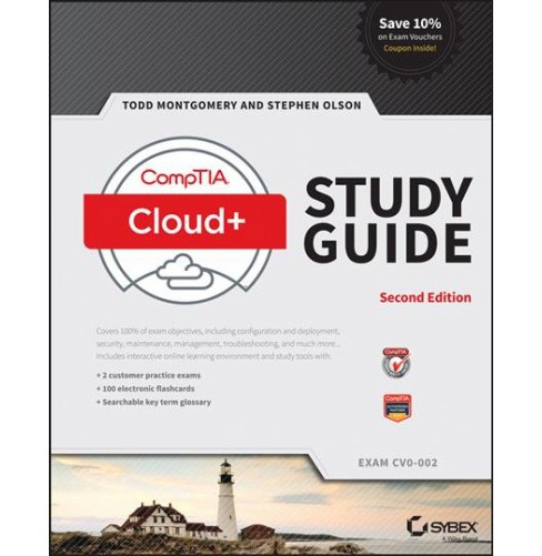 CompTIA Cloud+ Exam CV0-002 -  2 STG by Todd Montgomery & Stephen  Olson (Paperback) - image 1 of 1