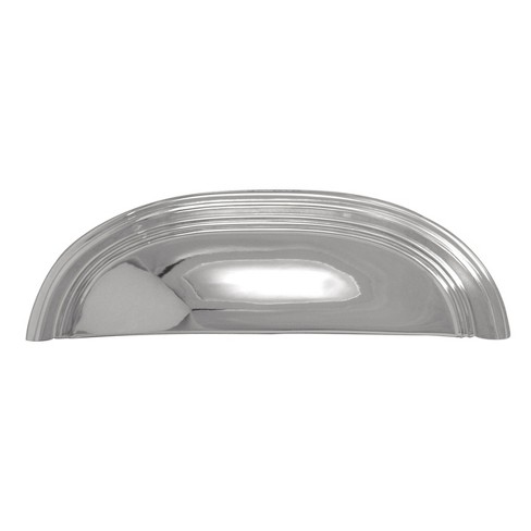 """Hickory Hardware P2144 American Diner 3"""" Center to Center Cup Cabinet Pull - image 1 of 1"""