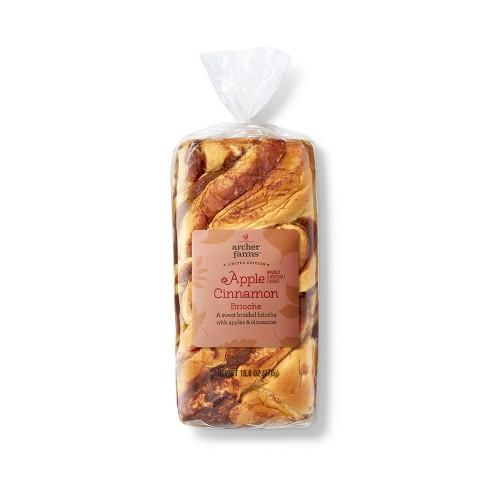 Apple Cinnamon Brioche 7.9oz - Archer Farms™ - image 1 of 3