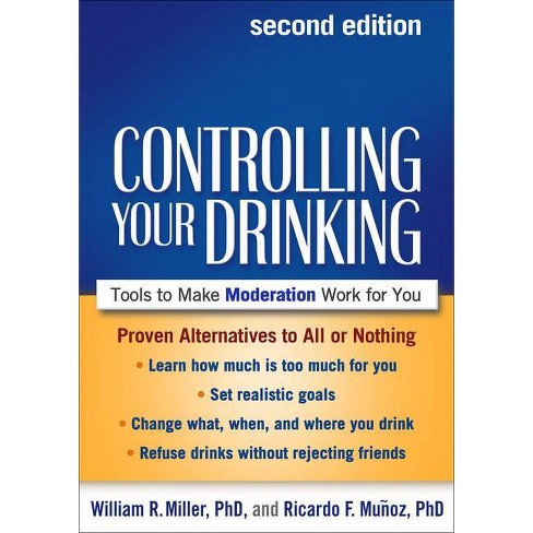 Controlling Your Drinking - 2nd Edition by  William R Miller & Ricardo F Mu�oz (Paperback) - image 1 of 1