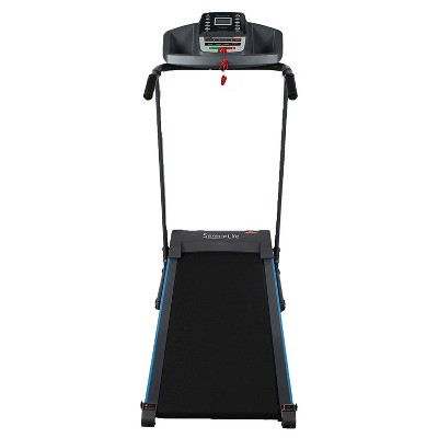 SereneLife SLFTRD20 Bluetooth Smart Digital Folding Treadmill Cardio Machine Home Gym Fitness Equipment with MP3 Player, Incline and Built In Speakers