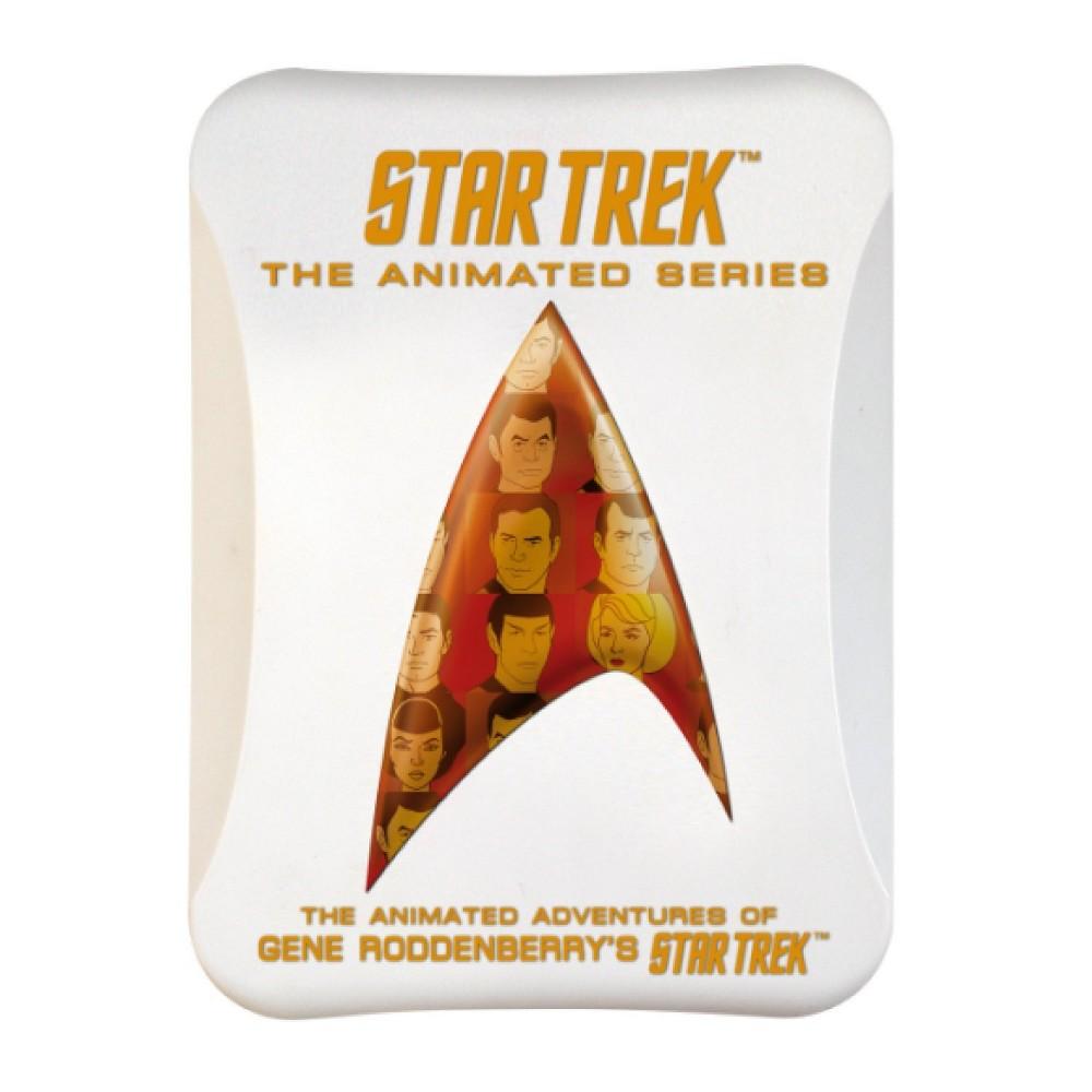 Star Trek:Animated Series:Animated Ad (Dvd)