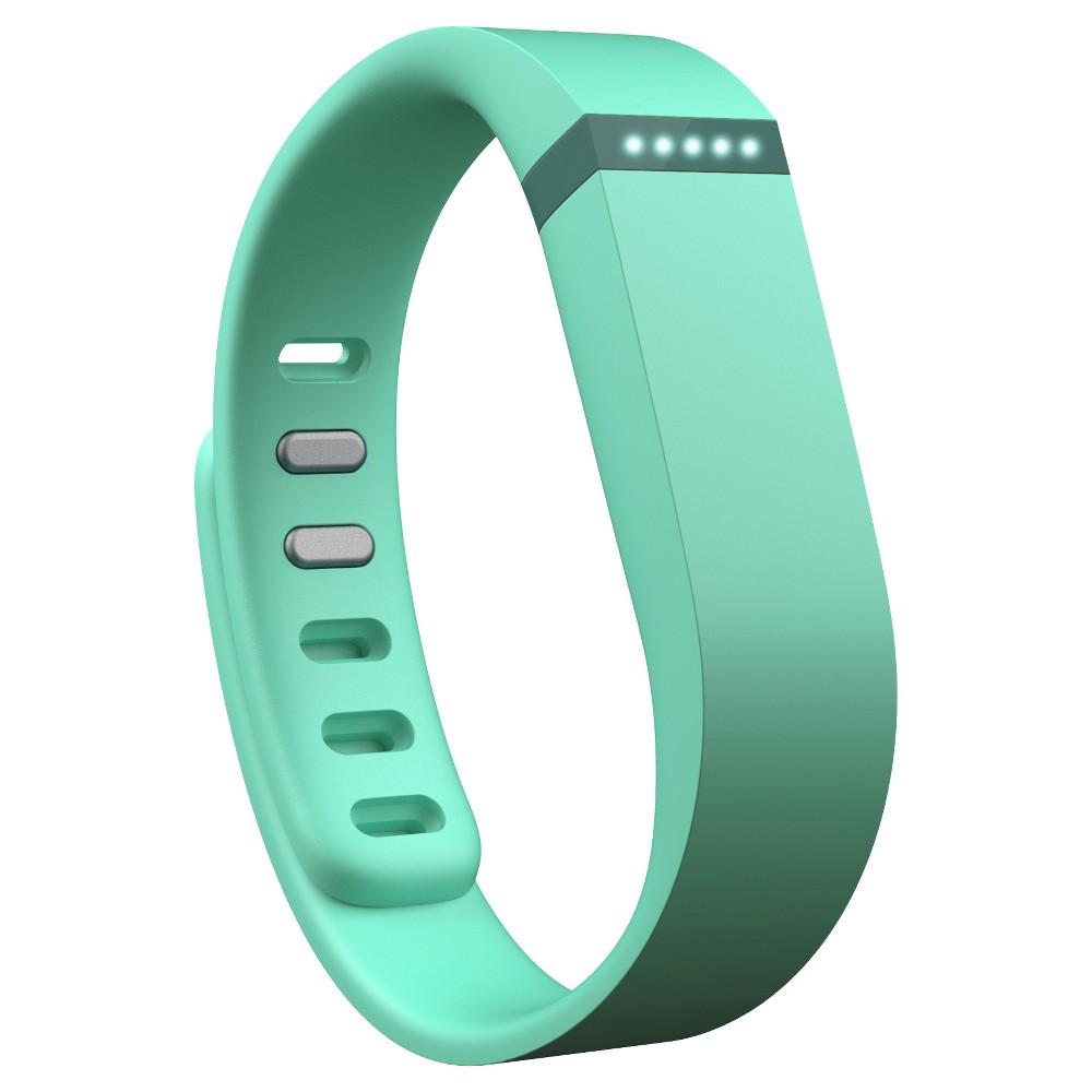 Fitbit Flex Wireless Activity and Sleep Tracker Wristband - Teal (Blue)