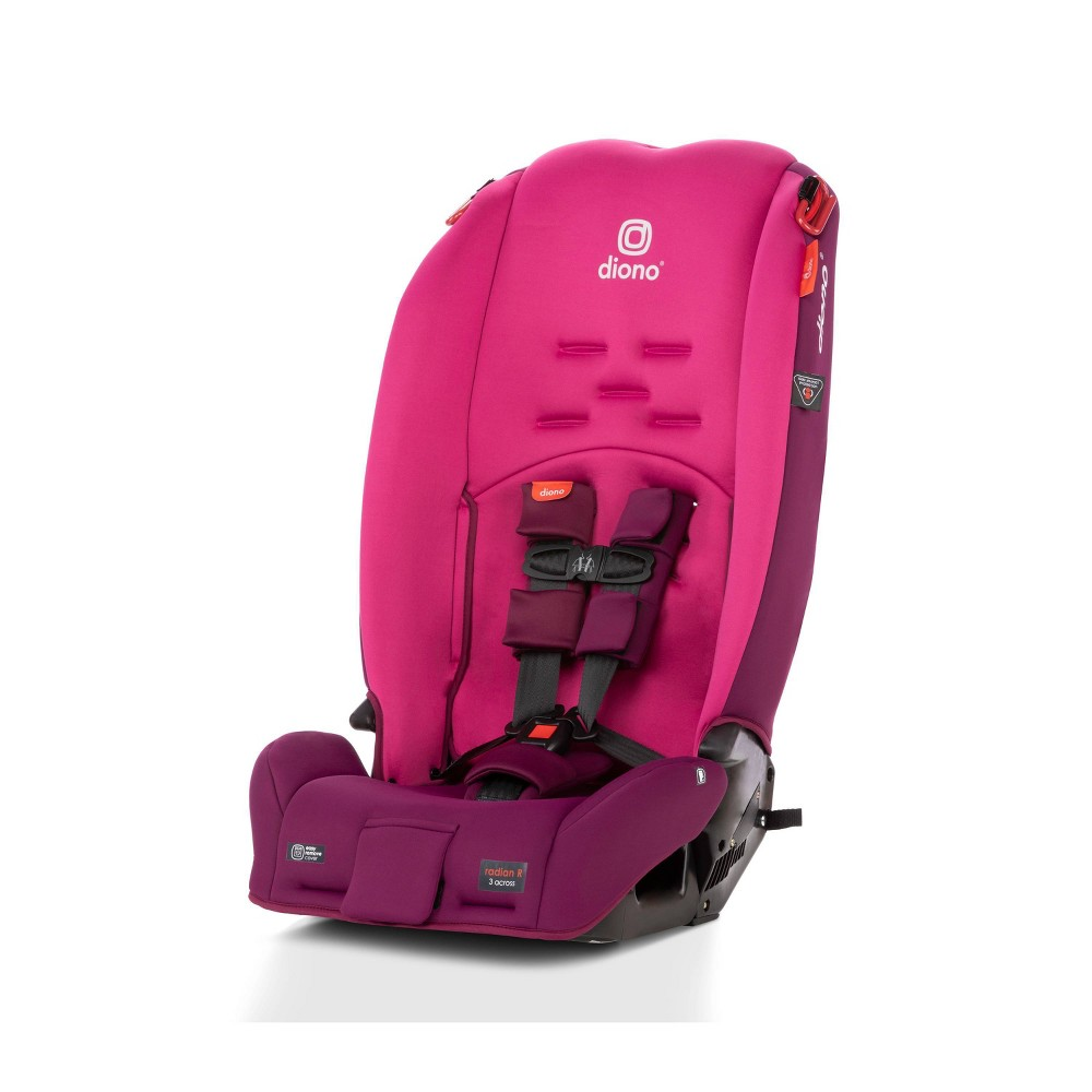Image of Diono Radian 3R All-in-One Convertible Car Seat - Pink Blossom