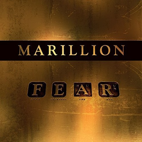 Marillion - Fear (Vinyl) - image 1 of 1