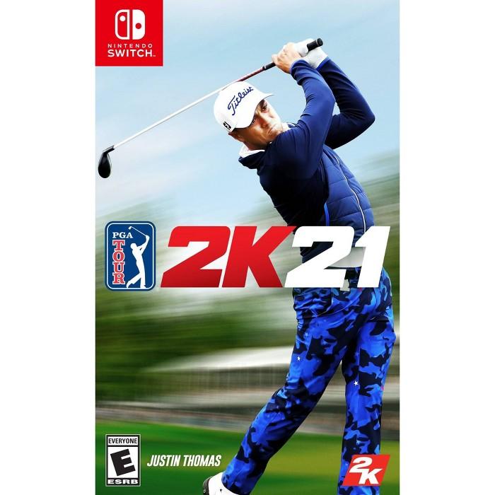 PGA Tour 2K21 - Nintendo Switch : Target