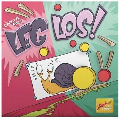 Leg Los! Board Game