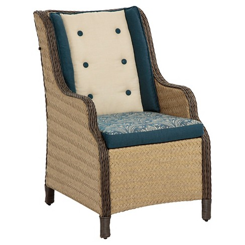 Bombay® Outdoors Princeville Zanzibar Wing Chair - image 1 of 6