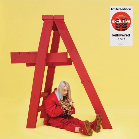 Billie Eilish - don't smile at me (Target Exclusive, Vinyl) - image 1 of 2