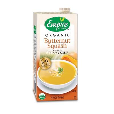 Empire Kosher Butternut Squash Creamy Soup 32 fl oz