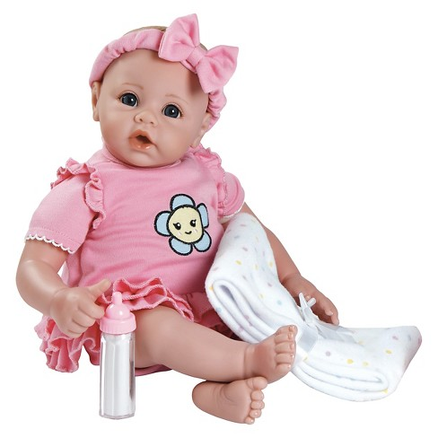 Adora BathTime™ Doll Baby - Pink - image 1 of 5