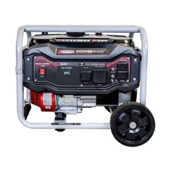 Simpson SPG3645 3,600 Watt 224cc Start Portable Heavy Duty Generator Series