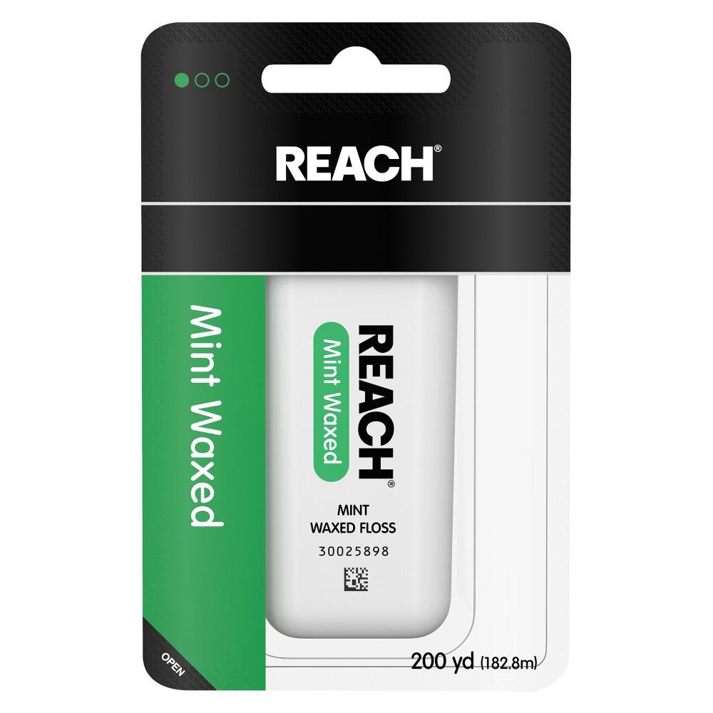 Reach Mint Waxed Floss - 200yd
